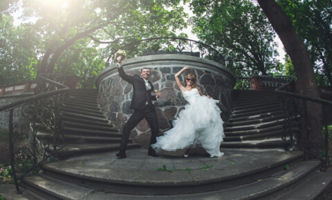 サプライズ結婚式演出